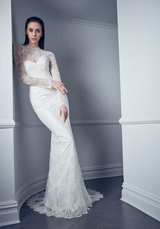 Romona Keveza Collection RK2005 Sheath Wedding Dress