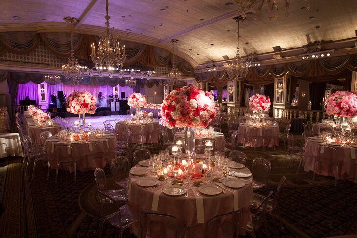 Pierre Ballroom Wedding Reception