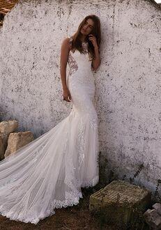 Lillian West 66143 Mermaid Wedding Dress