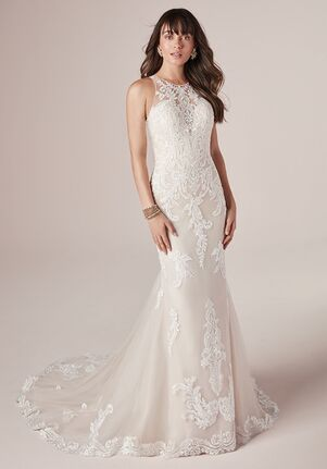 Rebecca Ingram BRANDY 20RS249 Sheath Wedding Dress