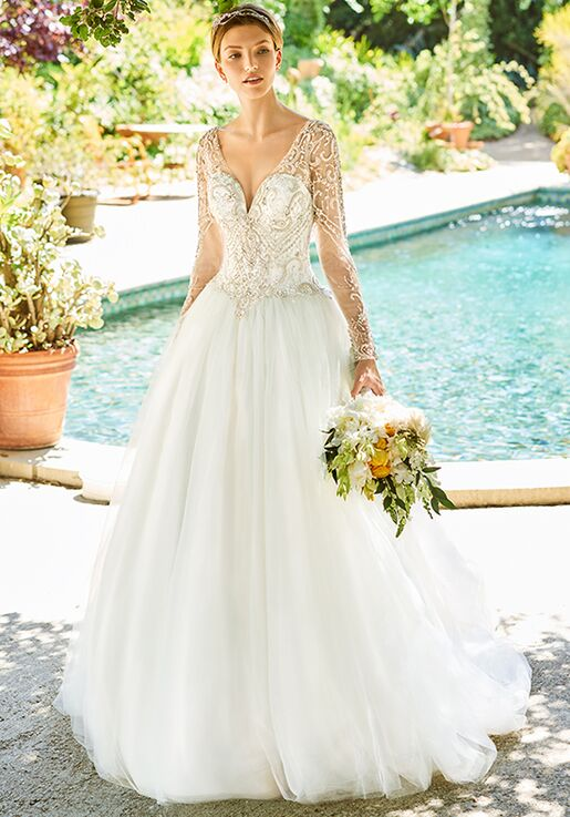 9cb64173d797 Val Stefani Tilda Wedding Dress | The Knot