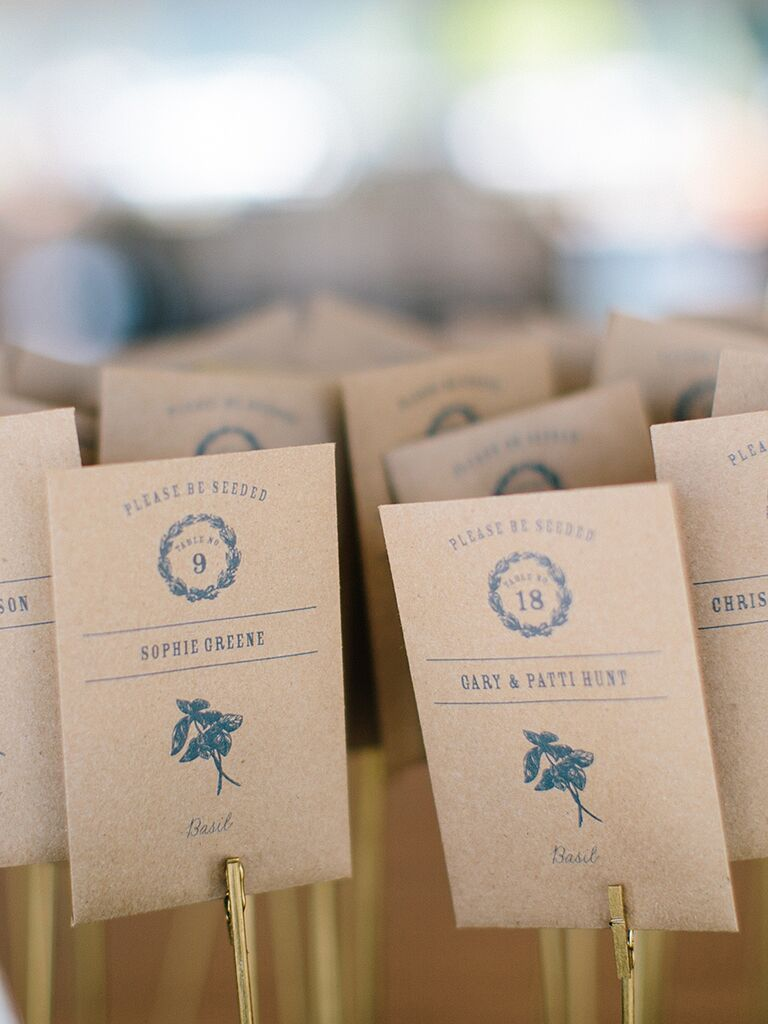 15 Rustic Wedding Favors Your Guests Will Love