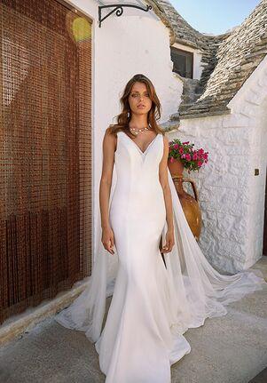 Madi Lane ML12027 | Moran Sheath Wedding Dress