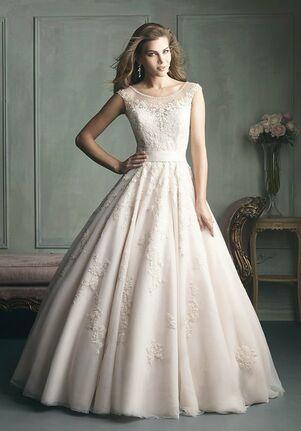 Allure Bridals 9114 Ball Gown Wedding Dress
