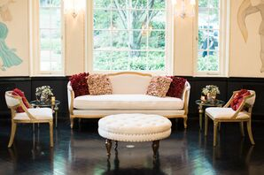 Elegant Seating With a View
