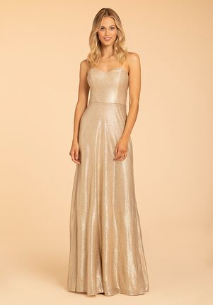 Hayley Paige Occasions 52018 Sweetheart Bridesmaid Dress