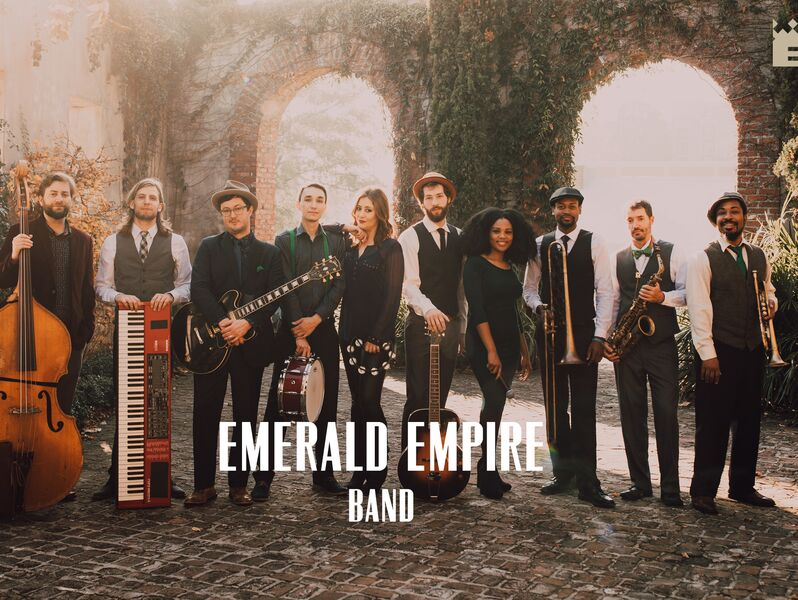 Emerald Empire Band - Cover Band - Raleigh, NC