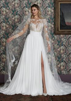 Justin Alexander Signature Adderley A-Line Wedding Dress