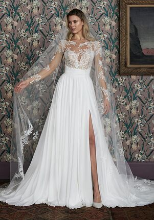 Justin Alexander Signature Adderley A-Line Wedding Dress