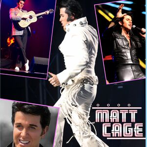 Cambridge, ON Elvis Impersonator | Matt Cage