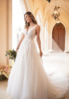 Stella York 6752 Ball Gown Wedding Dress