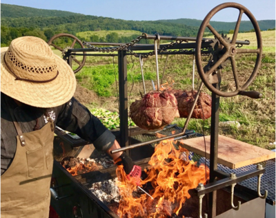FARM TO FIRE                by Hudson Valley BBQ Co