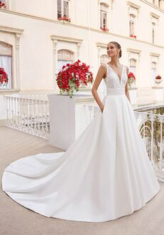 Aire Barcelona ISMAR Ball Gown Wedding Dress