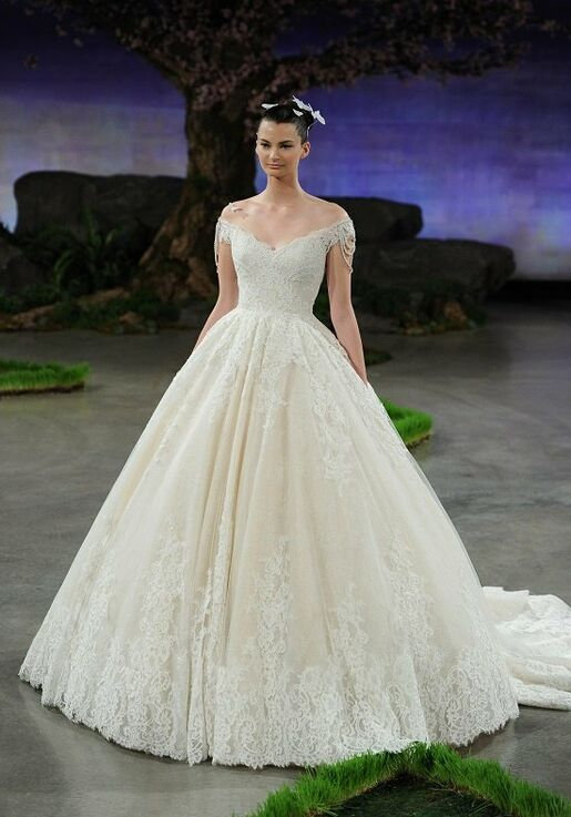 Ines Di Santo Primrose Wedding Dress