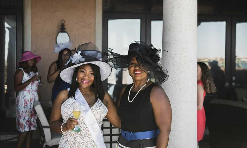 Derby Days party themed inspiration and ideas