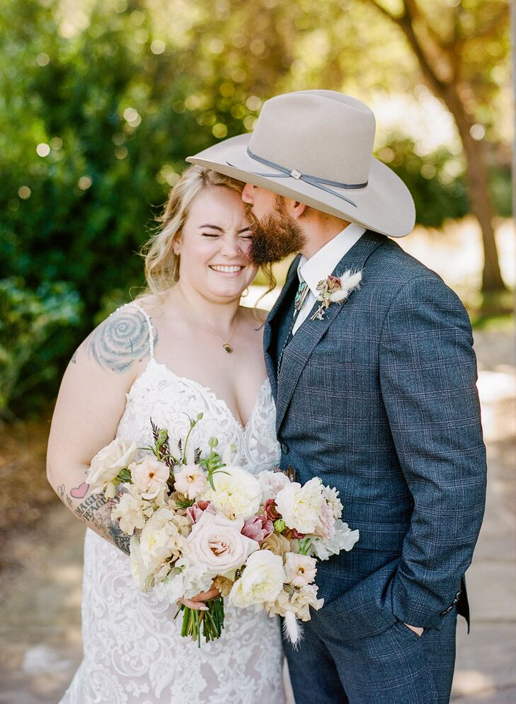 Couple Portraits at Vista Valley Country Club in California