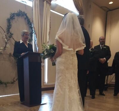 The Power Vested ~ Officiant Services