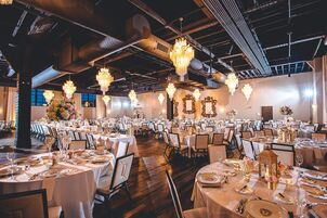 Wedding reception venues in st louis mo the knot the caramel room at bissingers junglespirit Images