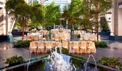 The Wintergarden by Monroe's | Reception Venues - Rochester, NY