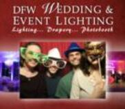 Plano, TX Photo Booth Rental | DFW Wedding and Event Lighting