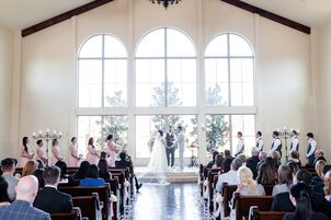 Wedding reception venues in dallas tx the knot chapel at ana villa junglespirit Gallery
