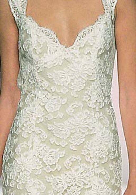 Monique Lhuillier Scarlet Wedding Dress - The Knot