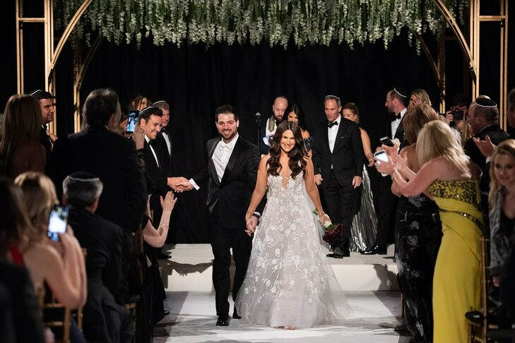 Glamorous First Dance at Cipriani 42nd Street in New York City