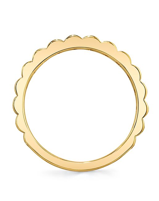 MARS Fine Jewelry MARS Jewelry 27282 Band Gold Wedding Ring