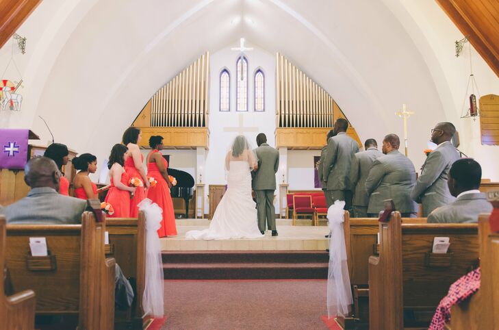 Traditional Ceremony at St Paul Lutheran Church