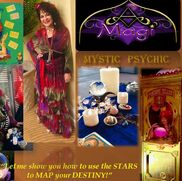 Orlando, FL Fortune Teller | A Magi Psychic Party FortuneTeller GypsyDance
