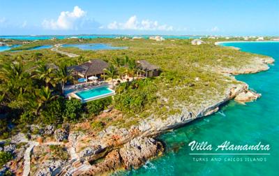 Villa Alamandra - Private Honeymoon Villa