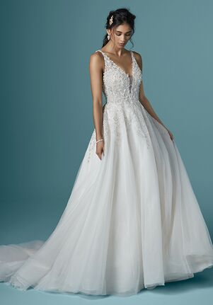 Maggie Sottero TALIA A-Line Wedding Dress
