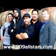 Lathrop, CA Variety Band | The 209 All Stars