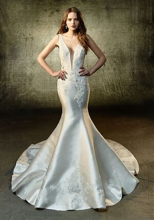 Blue by Enzoani Lane Mermaid Wedding Dress