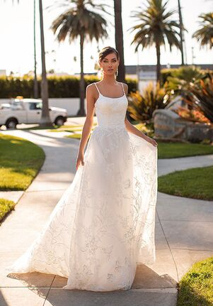 Simply Val Stefani BOHEME A-Line Wedding Dress
