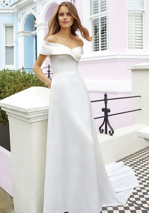 Adore by Justin Alexander 11115 A-Line Wedding Dress