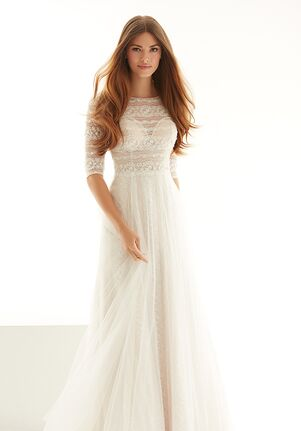 Madison James MJ400 A-Line Wedding Dress