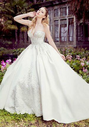Ysa Makino KYM56 Ball Gown Wedding Dress