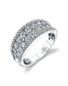 Parade Designs BD3629A from the Lumiere Collection Wedding Ring photo
