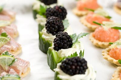Be Creative Catering