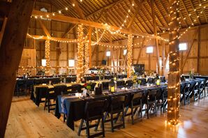 Post-and-Beam Barn Reception
