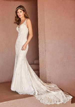Val Stefani ARIETTA Sheath Wedding Dress