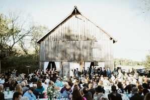 Rustic Barn Wedding Venue in Illinois