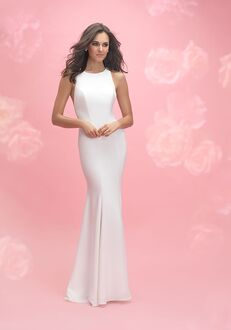 Allure Romance 3063 Sheath Wedding Dress