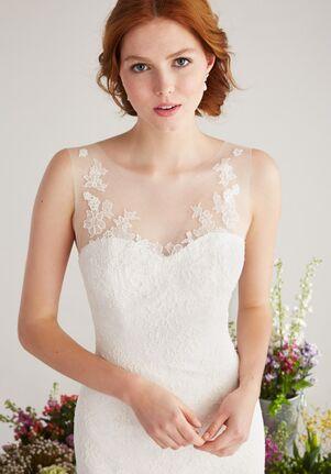 Lea-Ann Belter Lilac Mermaid Wedding Dress