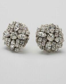 MEG Jewelry Gabby posts Wedding Earring photo