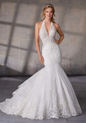 Morilee by Madeline Gardner Shakira 2126 Mermaid Wedding Dress