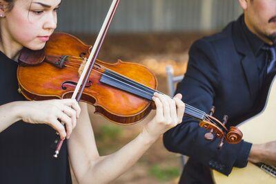 Live Oak Trio - elegant, modern wedding music