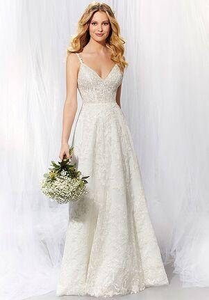 Morilee by Madeline Gardner/Voyage April A-Line Wedding Dress