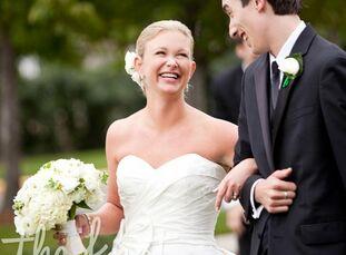 The Bride Allison (Allie) Stack, 27, a kindergarten teacher at St. Louis Catholic School The Groom Sean Wilson, 27, an EMT at Inova Mount Vernon Hospi